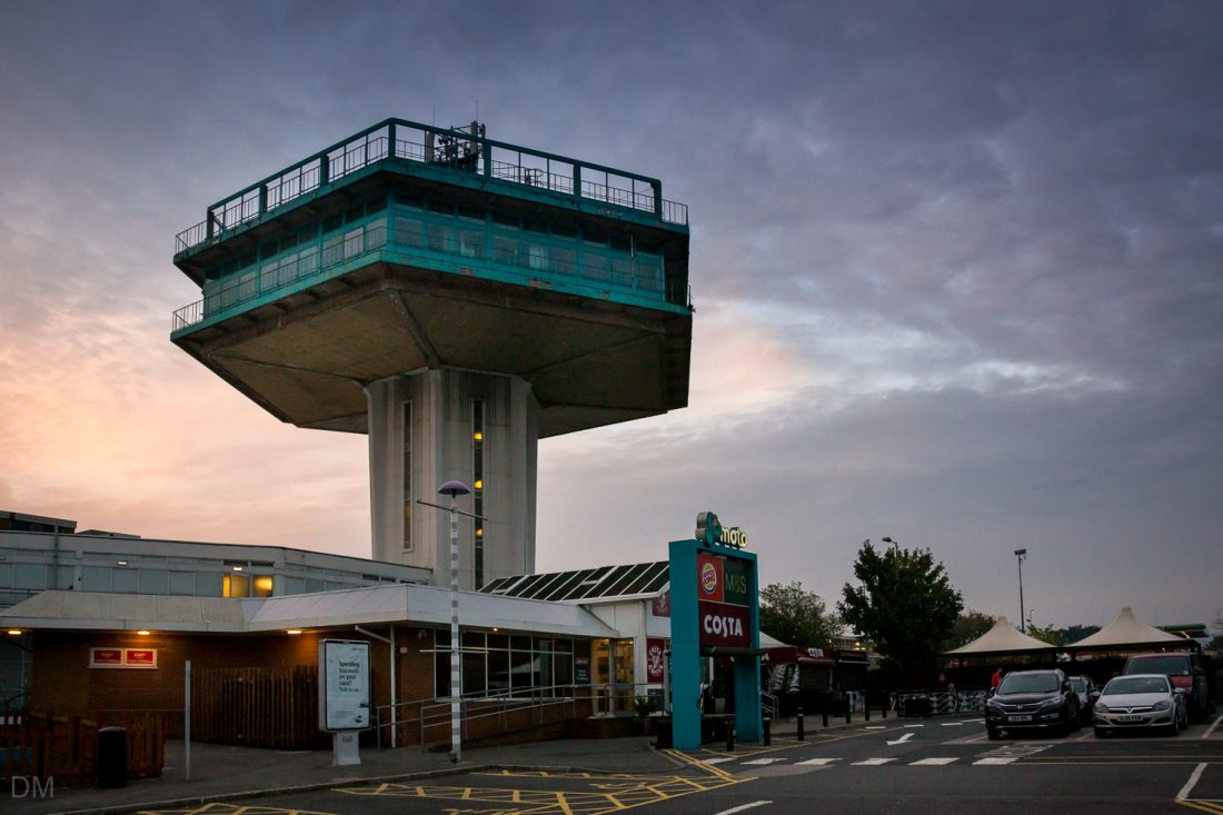 Pennine Tower at Lancaster Services