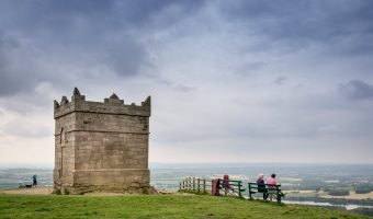 Pike Tower on Rivington Pike