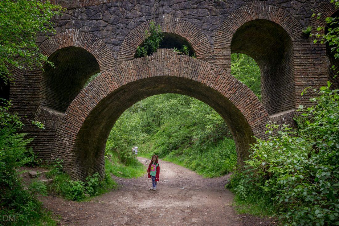 Lever Bridge in Rivington