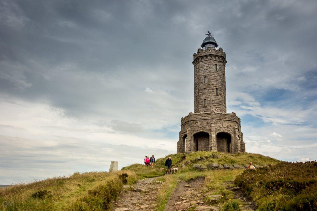 Darwen Tower or Jubilee Tower in Darwen, Lancashire