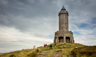 Darwen Tower or Jubilee Tower in Darwen, Lancashire