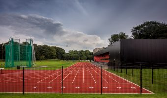 Witton Park Arena in Blackburn, Lancashire